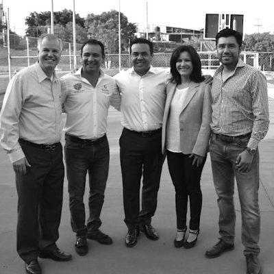«Cruzada por el deporte», anuncia Luis Nava