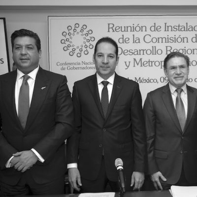 Coordina gobernador acciones a favor del desarrollo del País