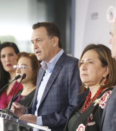 Salida de Urzúa valida la irresponsabilidad e ineptitud que prevalece en el Gobierno: PAN