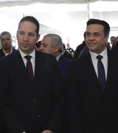 El presente y el futuro de Querétaro es ser un estado de paz: Gobernador