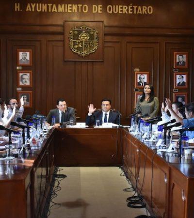 "Aprueba Cabildo ampliación de beneficiarios del programa ""Súmate"""