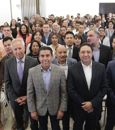 Inauguran Seminario Internacional de Transparencia Municipal