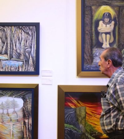 CEART inaugura tres exposiciones
