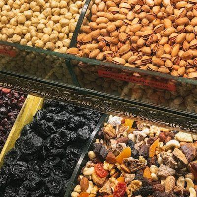 Cómo almacenar alimentos secos