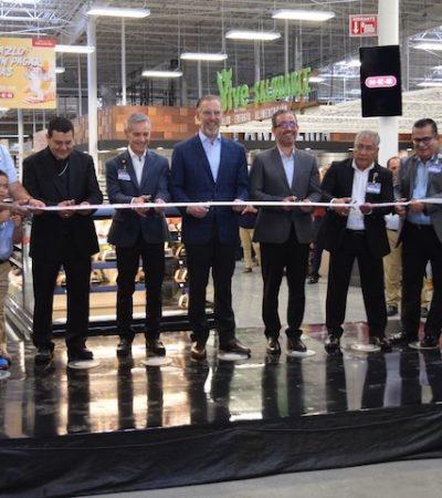 Inauguran HEB Querétaro