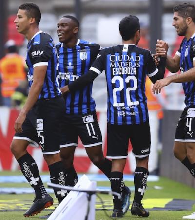 Propina paliza Gallos al Veracruz 5-0