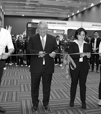 Inauguran Expo Universidades