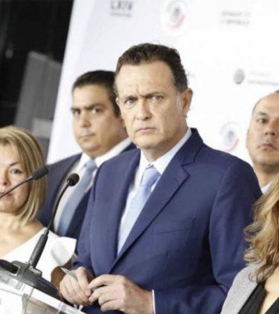Una agenda Legislativa acorde a las necesidades de los mexicanos: Kuri