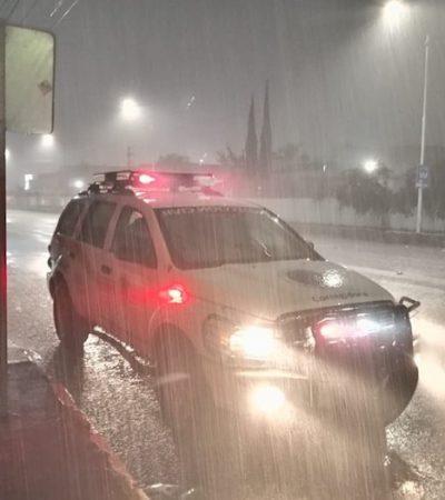 Se previene Corregidora ante temporada de  lluvias