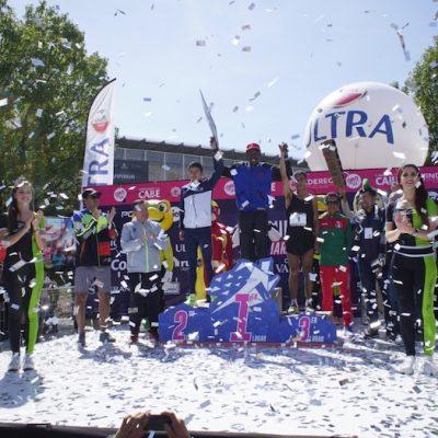 Participan más de 13 mil corredores en el Querétaro Maratón