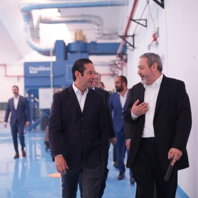 Inauguran nueva planta de Morgan Advanced Materials