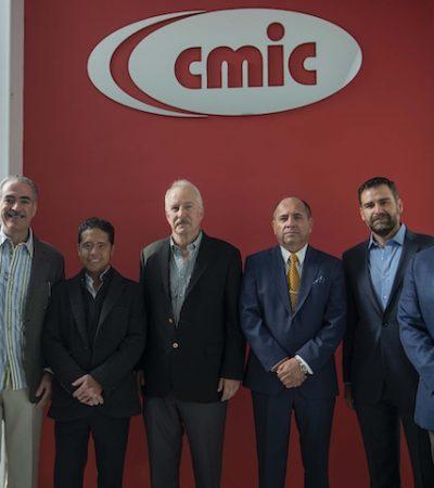 Firman convenio de colaboración entre El Marqués y la CMIC