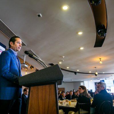 Destaca Gobernador desarrollo habitacional de Querétaro