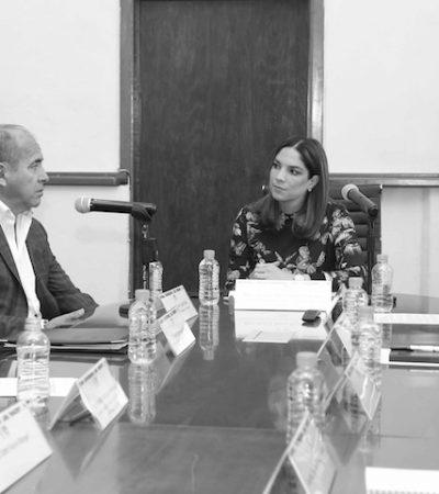 GEQ y CMIC firman convenio de colaboración