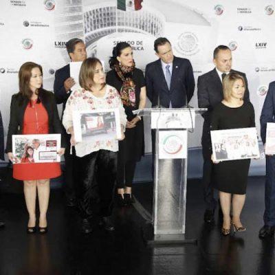 Sin legitimidad, nueva titular de la CNDH: GPPAN