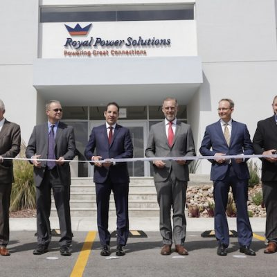 Inauguran Royal Power Solutions en El Marqués