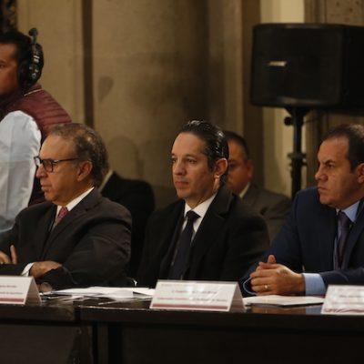 Llama Gobernador de Querétaro a la corresponsabilidad para preservar la seguridad de las y los mexicanos
