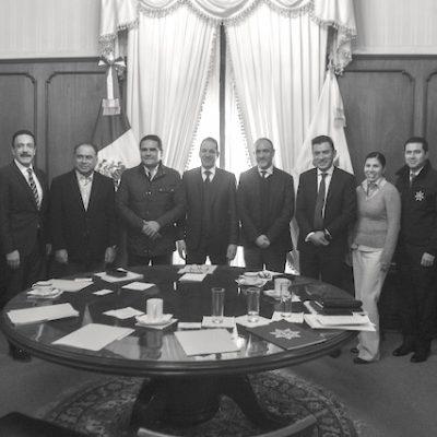 Gobernadores dan seguimiento a temas de seguridad nacional