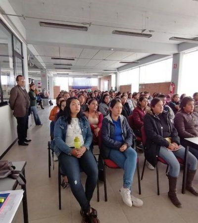 Es prioridad para el Gobierno Federal,  la educación rural en Querétaro