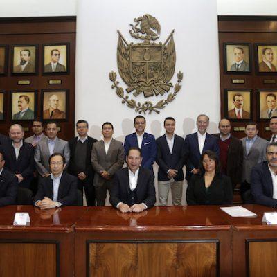 Confirma Hitachi su confianza en Querétaro: FDS