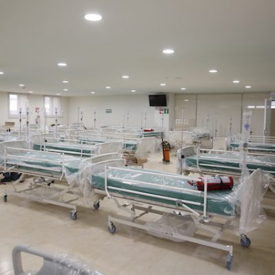 Se dispara ocupación hospitalaria en Querétaro