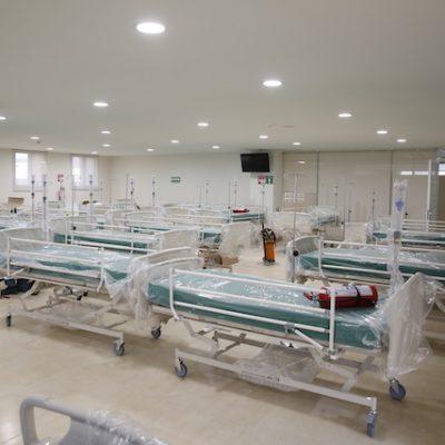 Dan alta sanitaria a 27 pacientes por Covid en Querétaro