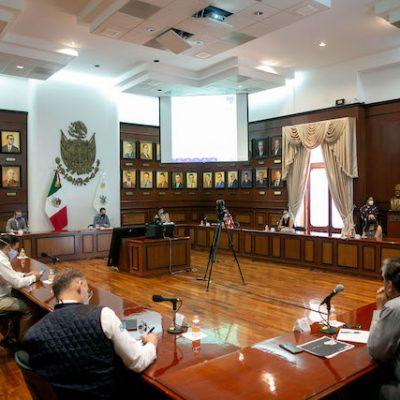 Gobierno del Estado y sector Salud coordinados ante COVID-19