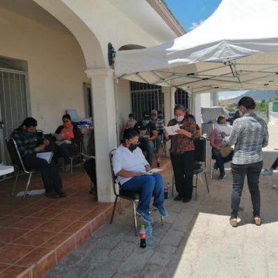Comerciantes de Huimilpan Se capacitan Para el manejo higiénico de alimentos