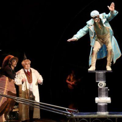 Cirque du Soleil, en seria crisis