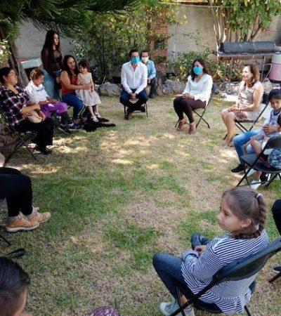 Apoya Huimilpan cultura en la comunidad de Paniagua
