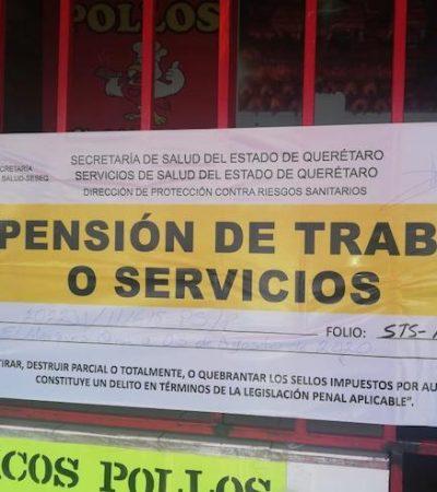 61 establecimientos suspendidos por incumplir medidas sanitarias