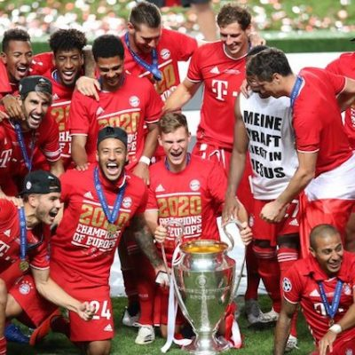 Bayern Munich, Campeón Perfecto ganó su sexta Champions