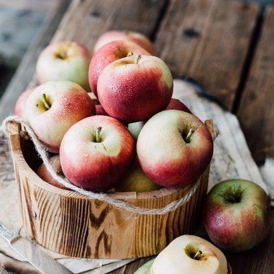 Una súper fruta: La Manzana