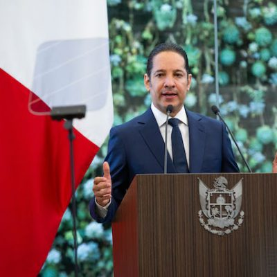 Gobernador rinde su Quinto Informe de Gobierno