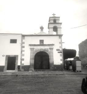 La consagrada capilla «El Calvarito»
