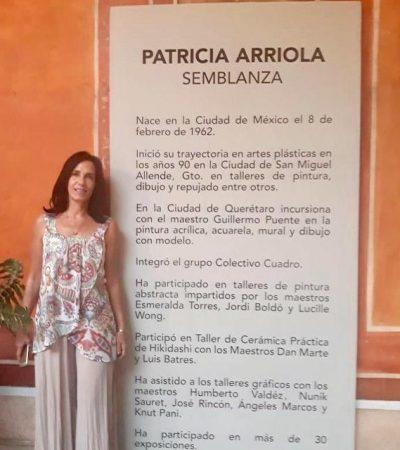 Entrevista a Patricia Arriola, de la incertidumbre a la decisión