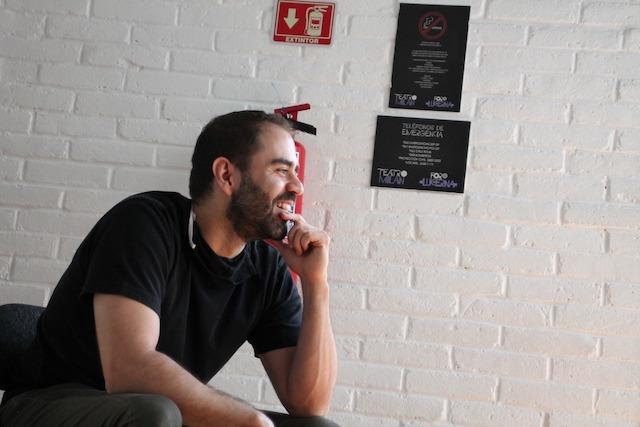 Miguel Septien apoyando el arte, construyendo sueños.
