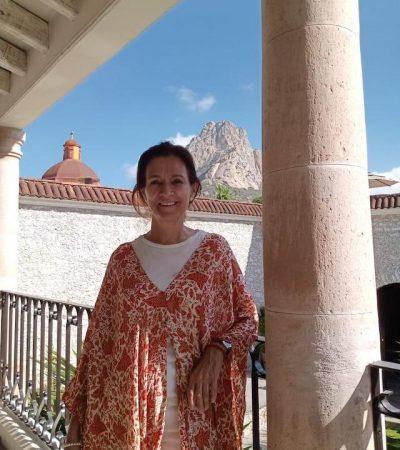 Entrevista a Marcela Herbert, de la mano con el arte