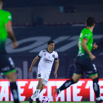 Sin hacer mucho, Bravos gana 1-0 a Gallos Blancos