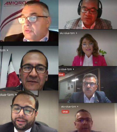 Networking y Vinculación Empresarial de la Cumbre AMIQRO – UPQ 2021