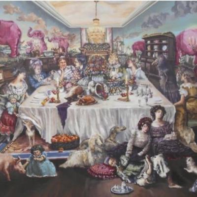 3 preguntas: una vida de la pintora Tania Quezada