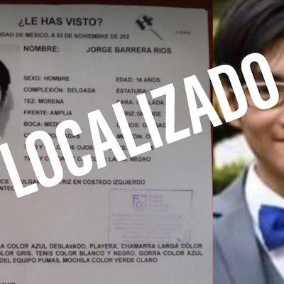 El caso de Jorge Barrera