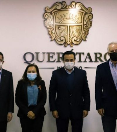 Querétaro, ejemplo a nivel nacional de recuperación económica