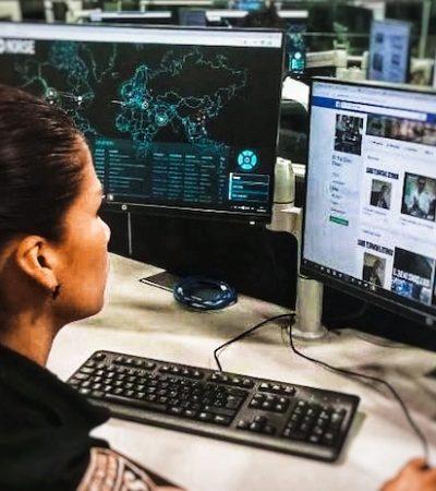 Policía cibernética en Querétaro