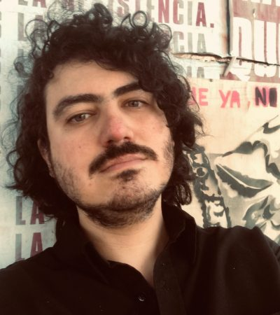 Entrevista a Eloy Caloca Lafont