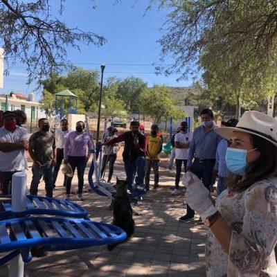 Realizan jornadas de sistema de justicia cívica en Huimilpan