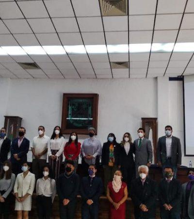 """Final del taller de oratoria 25N """"Acción y palabra"""""""