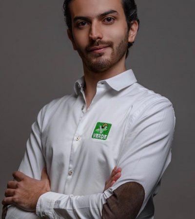 Alejandro Borbolla, un joven que quiere servir a su país