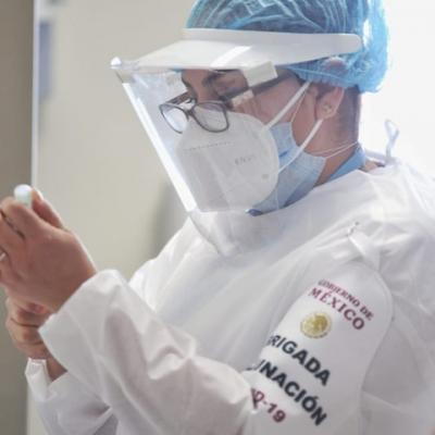 Avanza vacunación contra Covid-19 en Querétaro