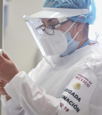 Querétaro registra el 91% en cobertura de población vacunada contra COVID-19